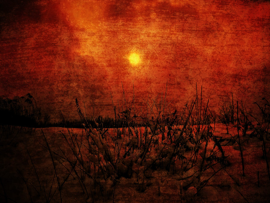 snowbank sway 2012 photography red abstract sundown winter