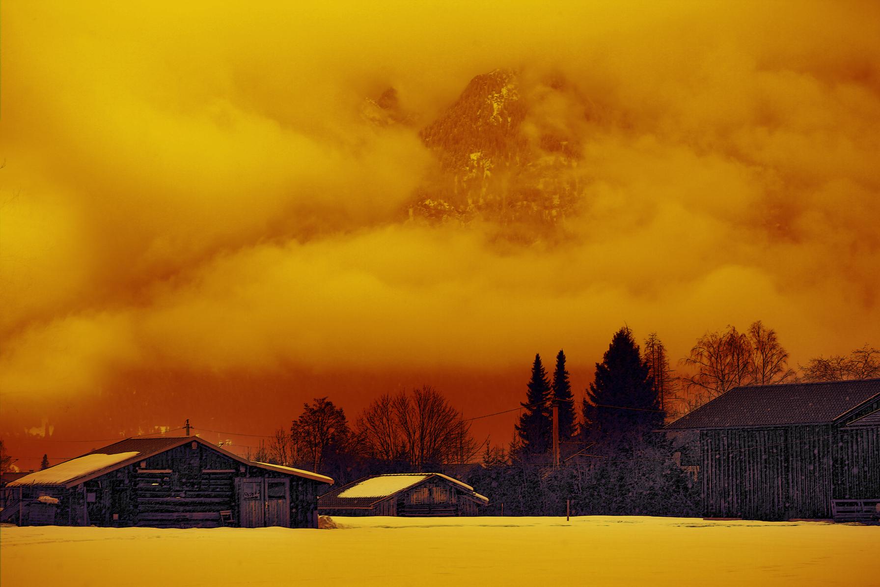 Misty Mountain 2015