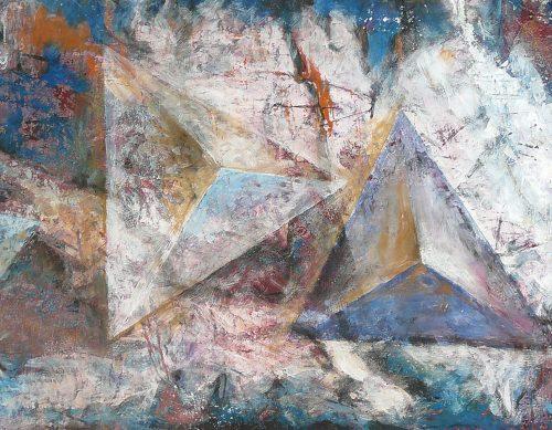 Over Pyramids Detail 2009