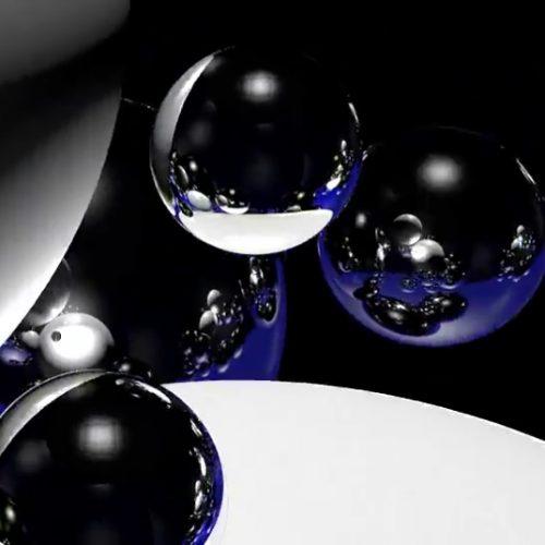 Spheres Reflection