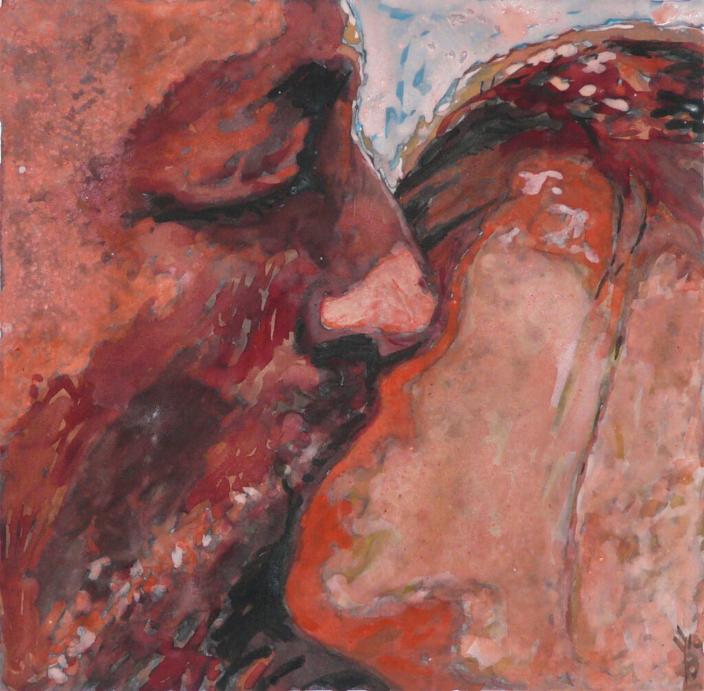 The Kiss Red 2010