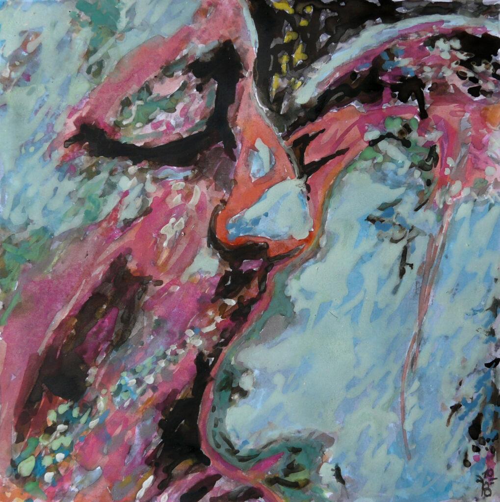 The Kiss Blue 2010