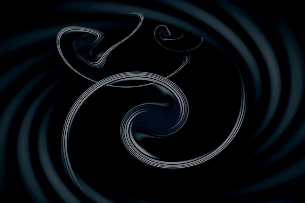Drawn In Blue Dark 2011