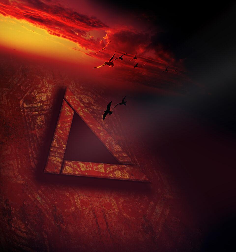 Triangular Red 2018